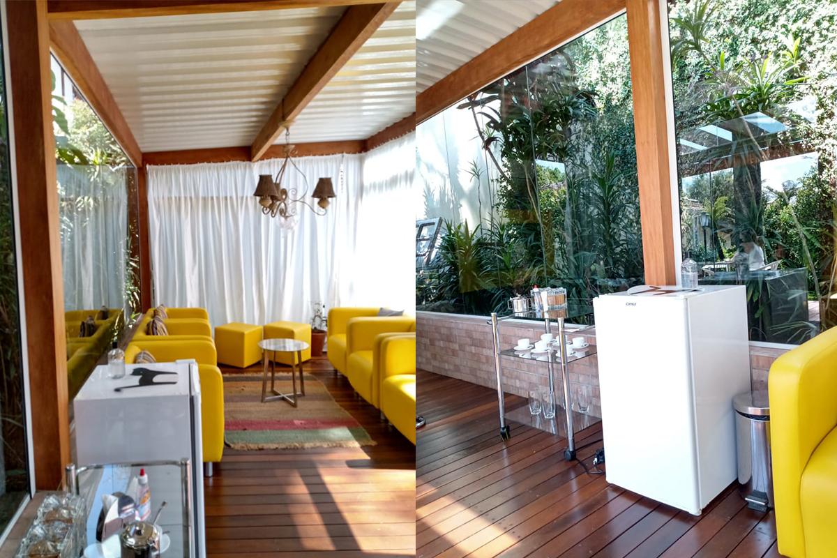 Deck | Office Inn