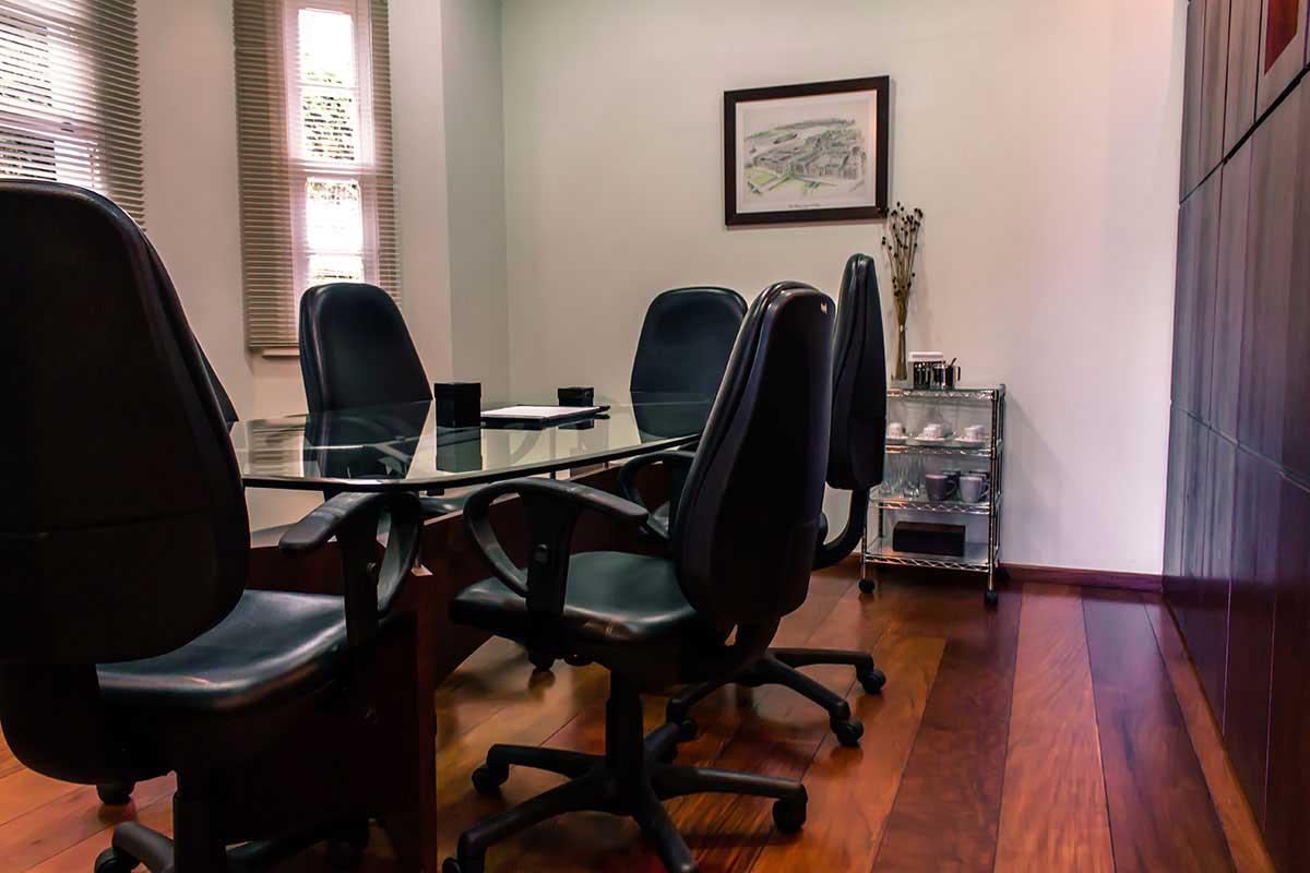 Sala de reuniões - Diplomata | Office Inn