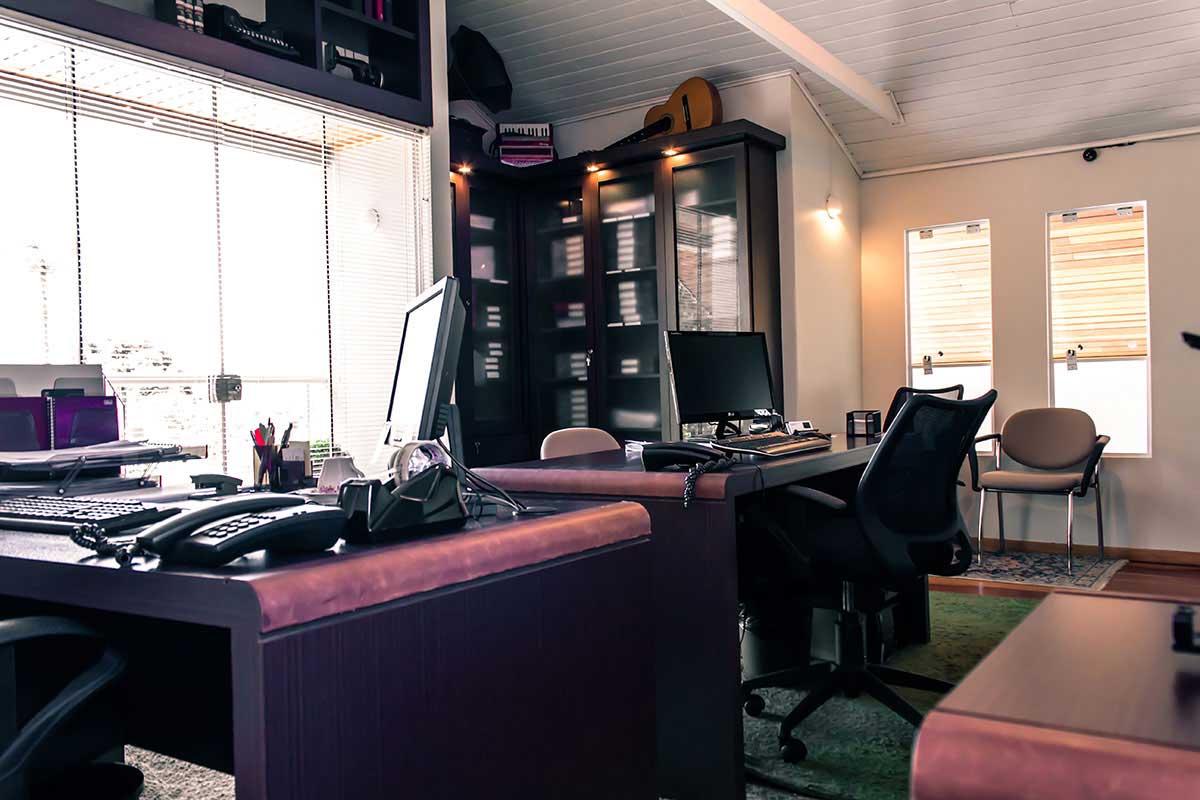 Sala Diretor | Office Inn