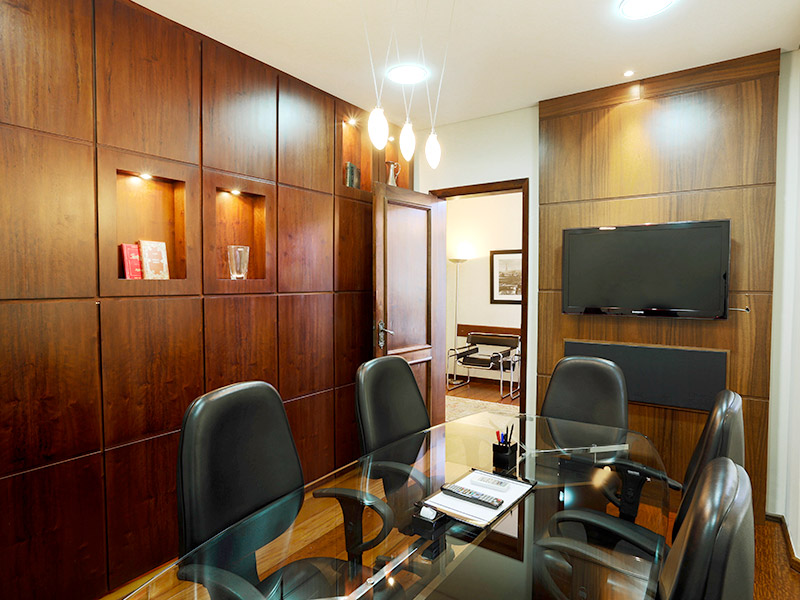 Salas Diplomatas | Office Inn