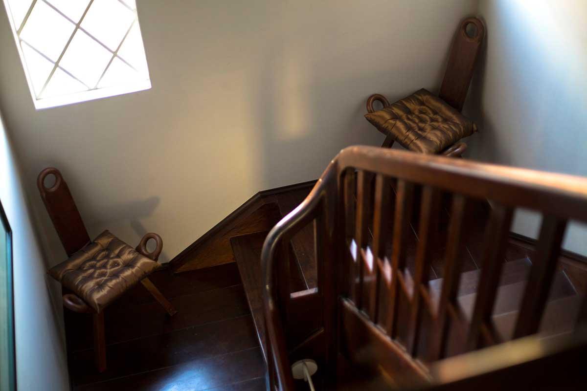 Escada - Unidade São Francisco