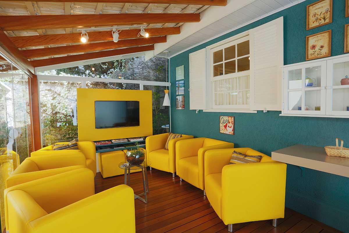 Lounge - Unidade São Francisco