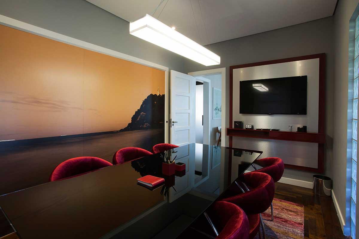 Sala de Reunião Premier - Unidade São Francisco
